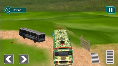 Real Army Bus Transport screenshot 2