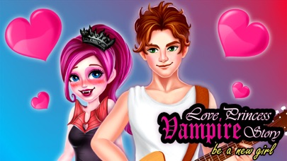 Vampire Princess: The New Girl Screenshot on iOS