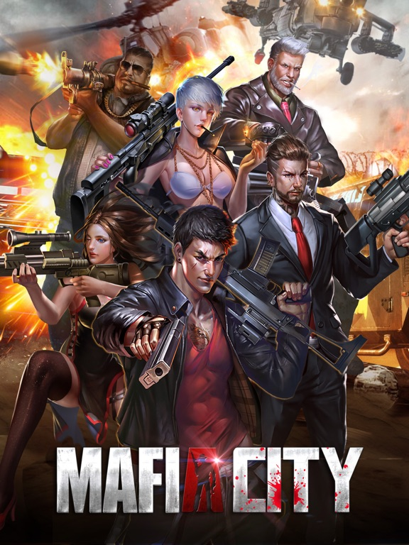Mafia City Cheats Online 2018