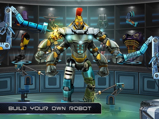 Screenshot #4 for Real Steel