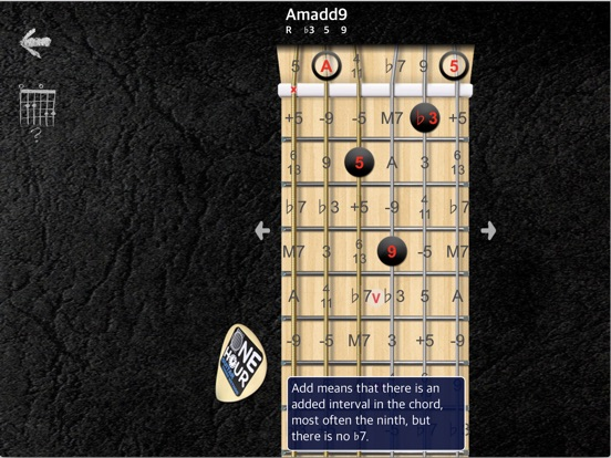 OneHour Guitar Chord Method Screenshots