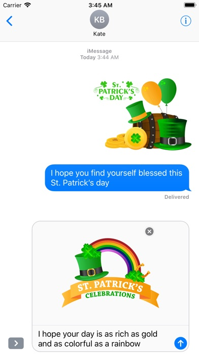 download St.Patrick's Day Sticker apps 3