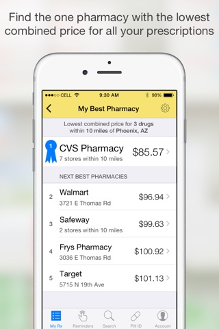 GoodRx – Save On Prescriptions screenshot 4