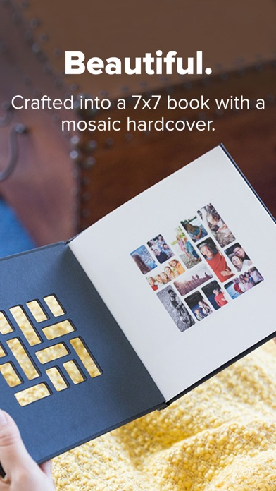 download Mosaic Photo Books by Mixbook apps 3