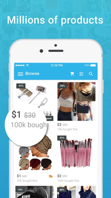 download Wish - Shopping Made Fun apps 4