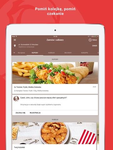 KFC Polska screenshot 2