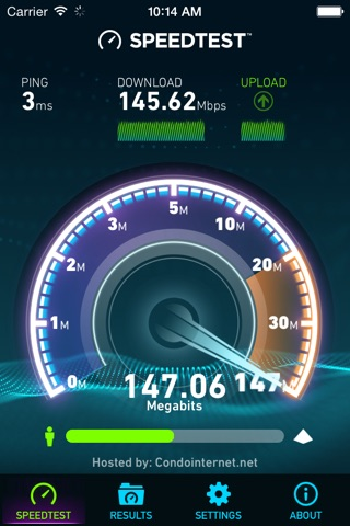 Speedtest by Ookla screenshot 3