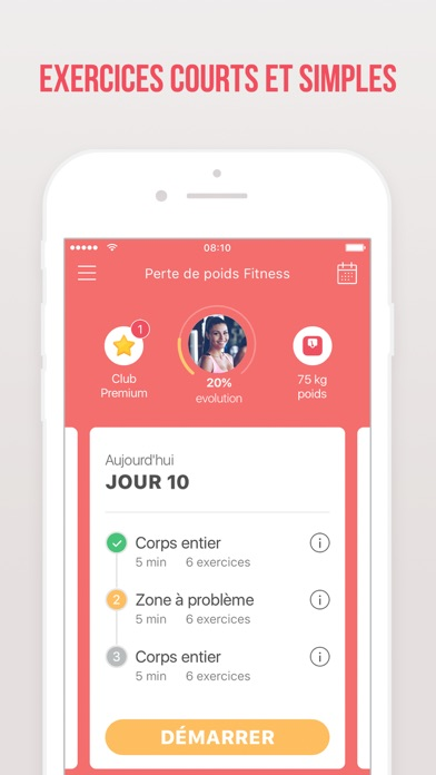 download Perte de poids Fitness apps 4