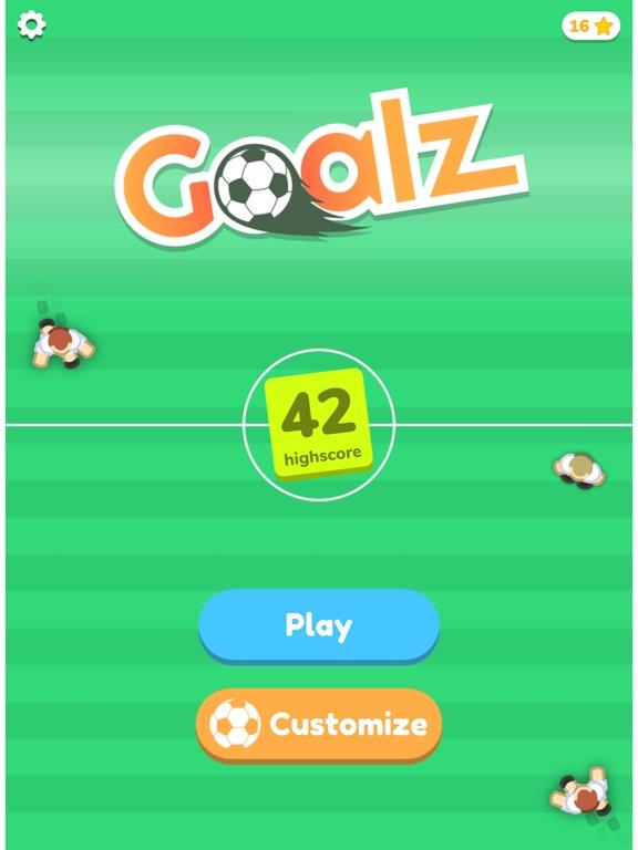 Goalz . Скриншоты10