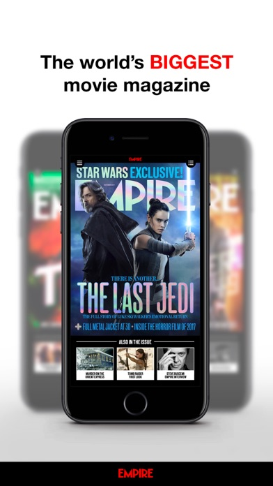 Empire Magazine (us Edition) review screenshots