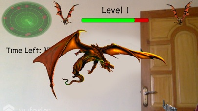 Dragons Hunter AR screenshot 2