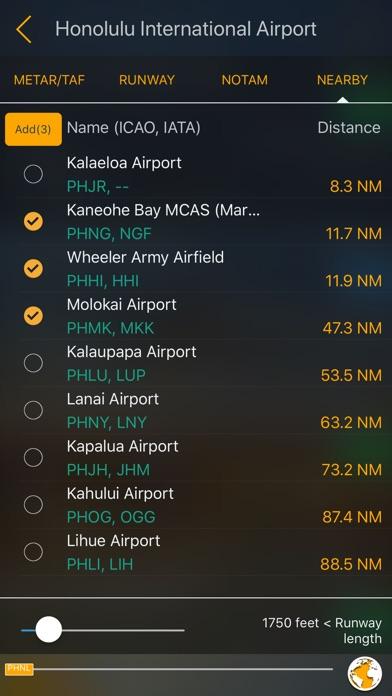 Aviation Weather Group ManagerScreenshot of 4