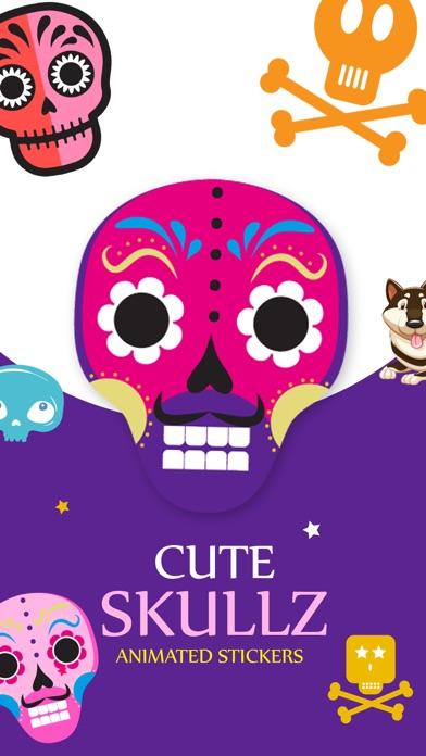Animated Skulls screenshot 1