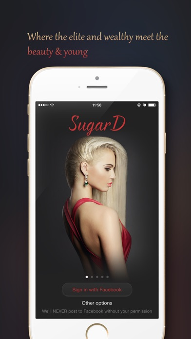 Sugar daddy dating experience