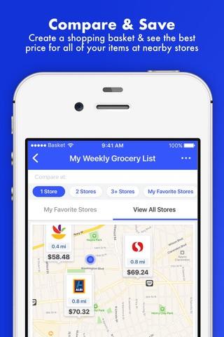 Basket - Grocery Shopping screenshot 2