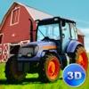 Farm Transport Simulator 3D Full - Drive vehicles, harvest hay!