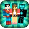 Pro Super HERO SKINS for minecraft PE