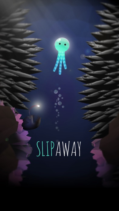 Screenshots of Slip Away for iPhone