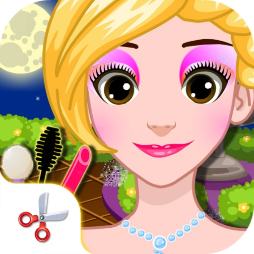 Princess Makeup 4 - Beauty Princess/Pretty Makeup And Dress Up iOS App