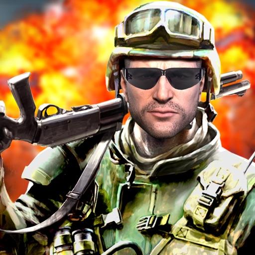 A Sniper Elite Strike Force Vs Arctic Assassin Commandos iOS App