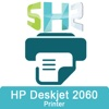 Showhow2 for  HP DeskJet 2060