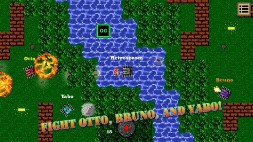 Heroic Tanks: Online Combat Screenshot