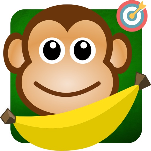 Bananas Monkey Shooting Game for Minions iOS App