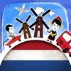 Olandese Dizionario - Frasario offline gratis con flash card e registrazioni di un madrelingua