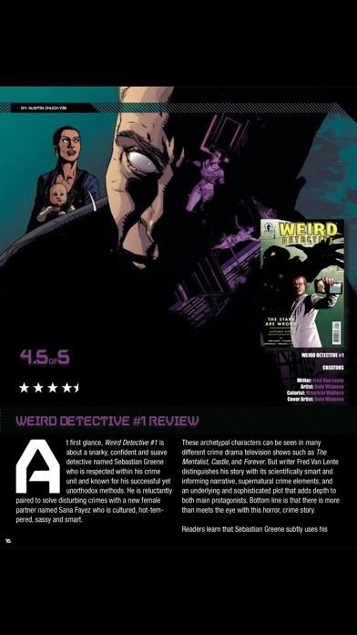 download Comix Asylum apps 1