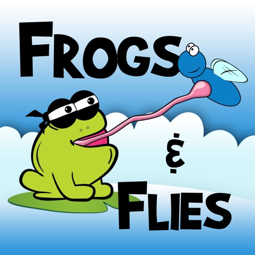 Frogs and Flies iOS App