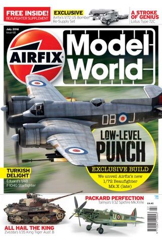 Airfix Model World screenshot 1