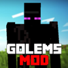 GOLEMS MODS for MINECRAFT Game Pc Edition - Mods Pocket Guide