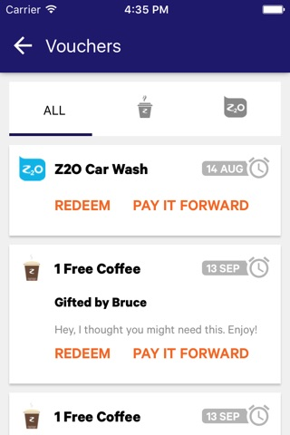 Z Energy App screenshot 3