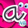 Ecrire l'alphabet - App gratuite pour apprendre en s'amusant - Jeu gratuit pour petit et grands enfants