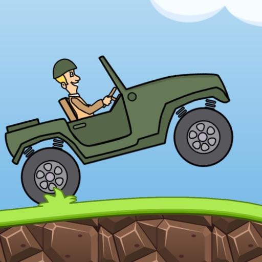 Hill Racing Challenge iOS App
