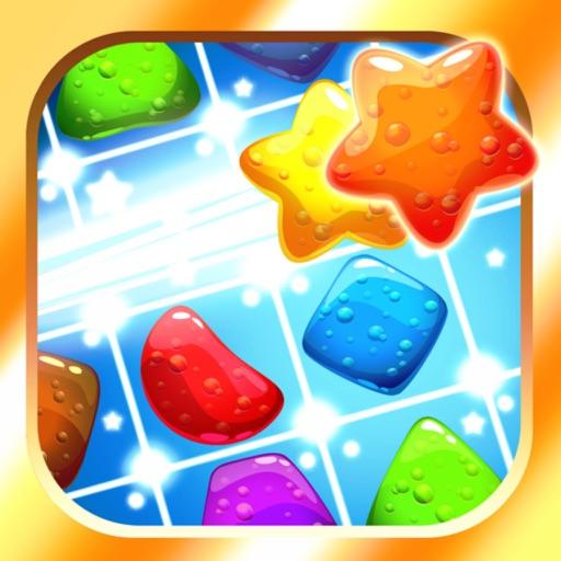 Jelly Beautiful Land: Match Mania iOS App