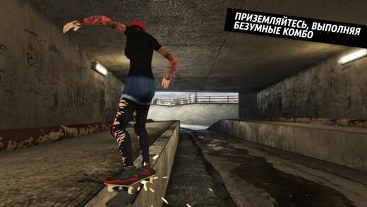 Skateboard Party 3 Pro Screenshot