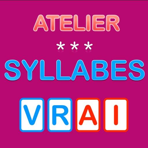 Atelier des syllabes