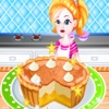 Cooking Peaches and Cream Pie Game