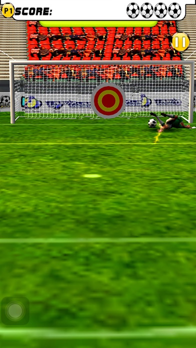 Ultimate Football: Penalty Kicks FreeСкриншоты 4