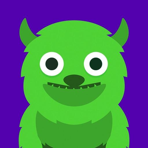 Coloridos Monstruos Inteligente Rompecabezas Para Ninos Pequenos Hd