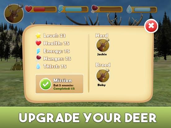 Deer Simulator 2017 Full Screenshot