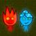 게임 화재와 물: Online - 화재와 물이
