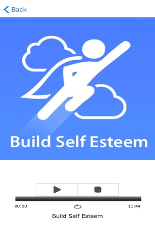 Build Self Esteem Hypnosis screenshot 2