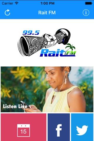 Rait FM screenshot 1