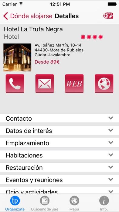 Captura de pantalla del iPhone 4