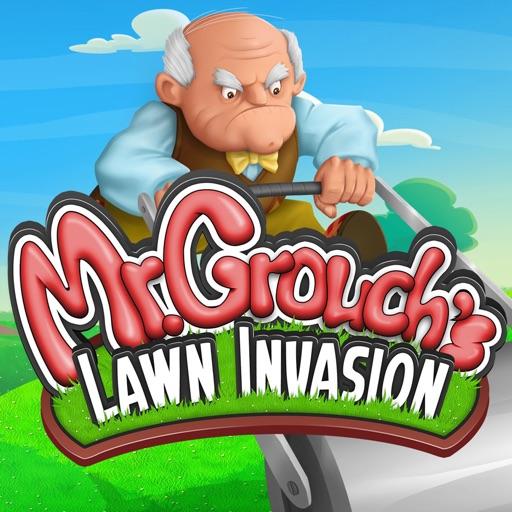 Mr. Grouch's Lawn Invasion iOS App