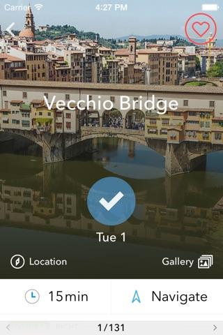 Florence Trip Planner, Travel Guide & Offline City Map screenshot 3
