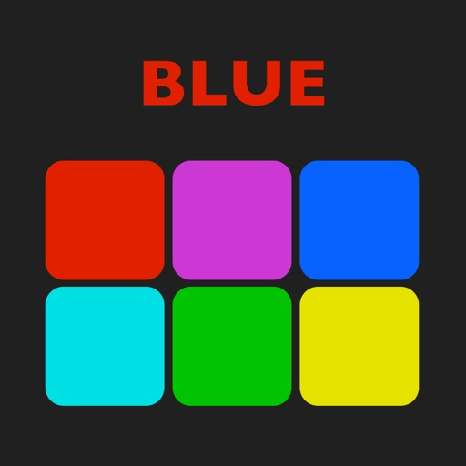 Color vs Mind iOS App