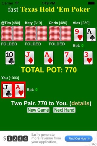 Free Poker Texas Odds Calculator - BA.net screenshot 2